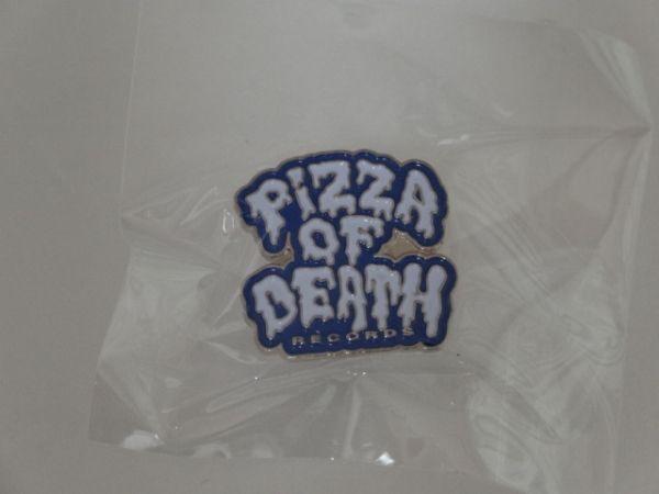 ご覧いただきありがとうございます!! 以下、オークションの詳細になります。 ★商品名★ 『 Pizza of DEATH ピンバッジ (正規品)』です。※カラーは「ブルー」です。 ★品物の状態★ 『 新品未使用 』です。 ★包装★ エアパッキンで包装し、それを封筒などに入れ発送します。 ★お支払方法★ 『 みずほ銀行・ゆうちょ銀行・ヤフーかんたん決済・代金引換 』 からお選びいただけます。 ※「代引き」でのお支払いは、新規の方・過去に非常に悪いなどの評価がある方はこちらの判断でお断りさせていただく場合...