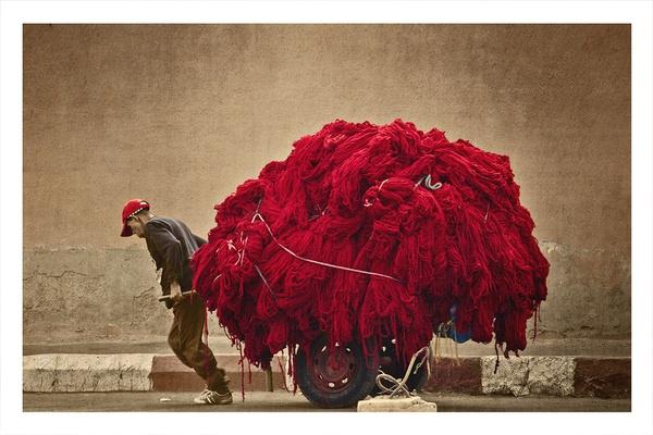 Giuseppe Lama Volcano Digital Art People, unaware by Giuseppe Lama, via Behance