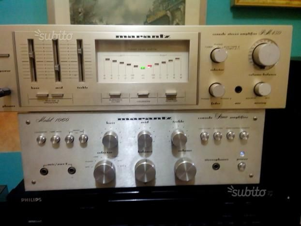 Amplificatore Integrato Marantz - Audio/Video In vendita a Palermo