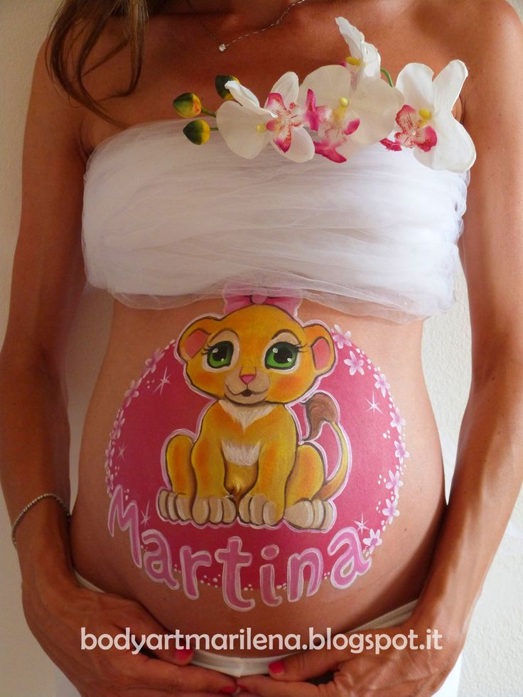 Bump painting lady lion by Marilena Censi