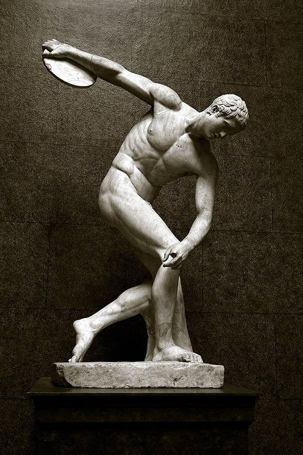 греческий атлет картинка блюд рокамболем, интересные