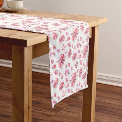 #Big Tent Sweets Short Table Runner - #birthday #gifts #giftideas #present #party