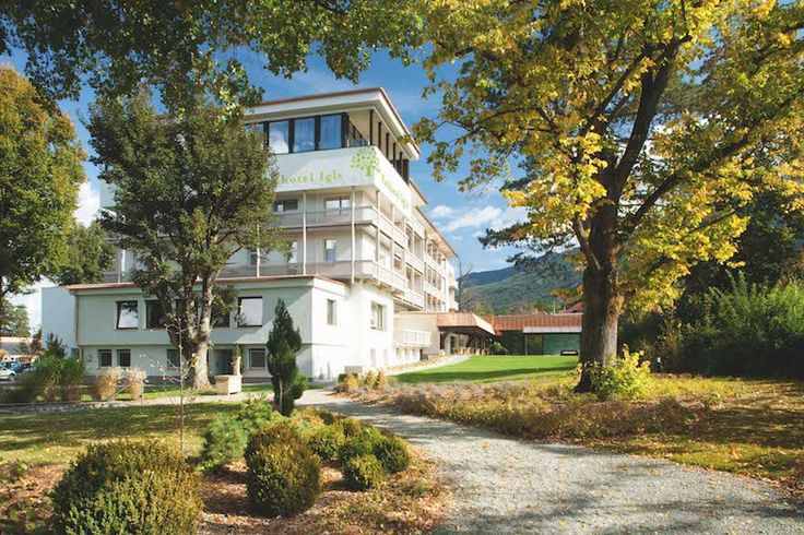 Park Hotel Igls, Austria - The Spa Man