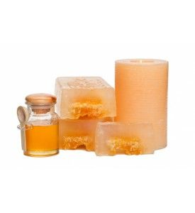 Natural honey såpe