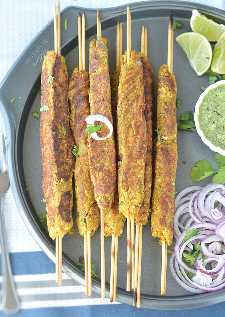 how to make fish kebab