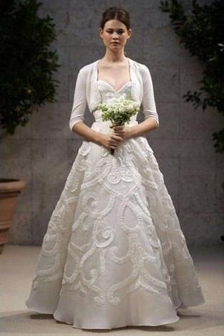 Oscar de la renta my style pinterest oscar de la for Where to buy oscar de la renta wedding dress
