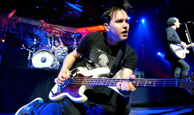 Blink-182 share clip of new music and promise tour dates will be...: Blink-182 share clip of new music and promise tour dates… #Blink182