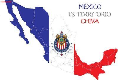 territorio chivas por amorcito - Cartones - Fotos de Chivas Guadalajara