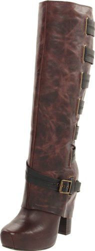 Amazon.com: Jessica Simpson Women's Gilly Knee-High Boot: Jessica Simpson: Shoes