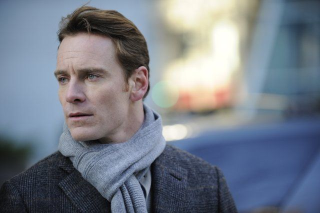 Michael Fassbender -- wow, a terrific actor  It was after I saw Hunger that I realized how many great characters I've already seen him in!
