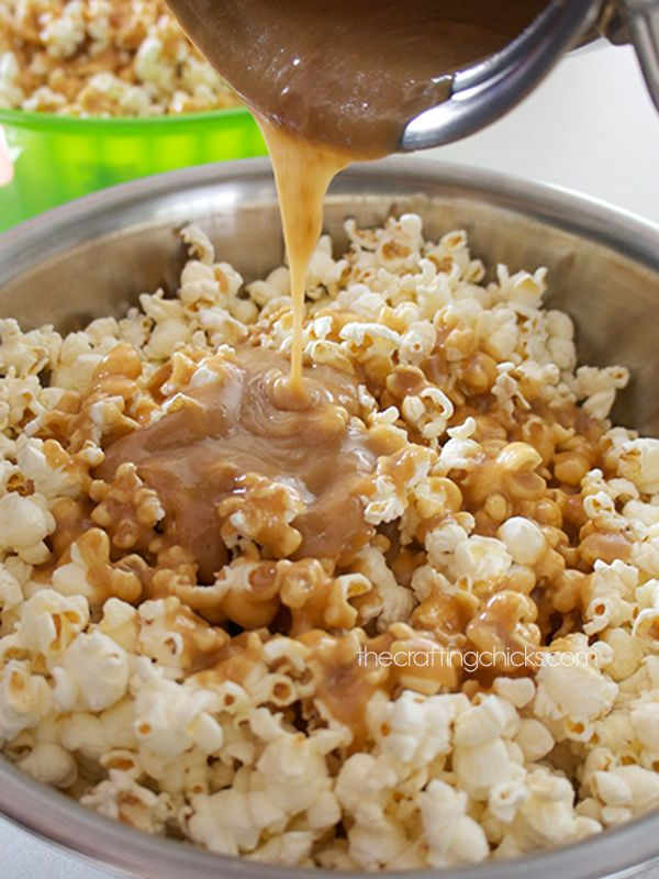 Caramel Corn More