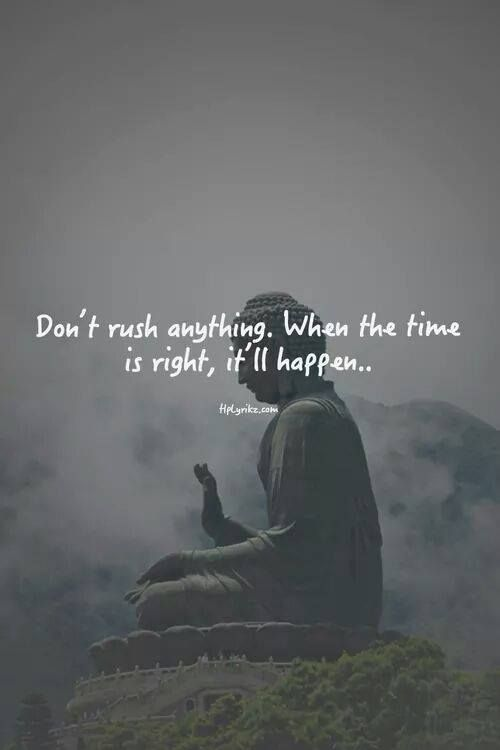 Let it be. Quotes. Wisdom. Advie. Life lessons