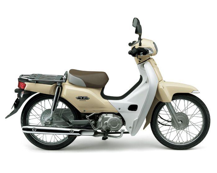 Honda | バイク | スーパーカブ50/スーパーカブ110 | フォトライブラリー