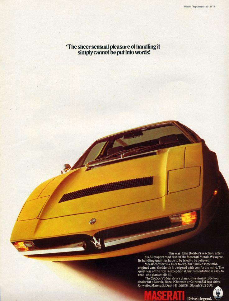Maserati Ad.... WOW!!