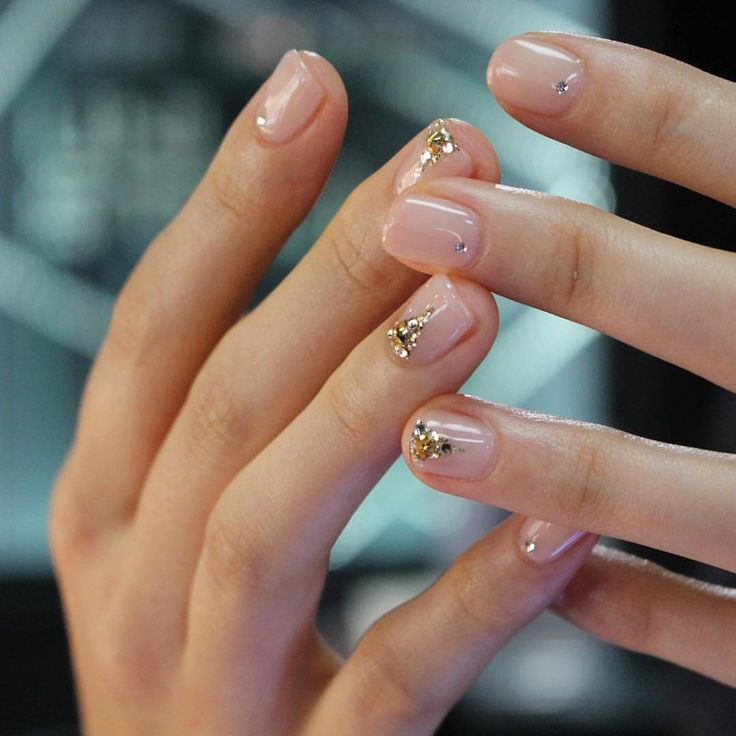 Korean nail art  -- THE KLOG Beauty, Makeup, Skincare, Lifestyle…