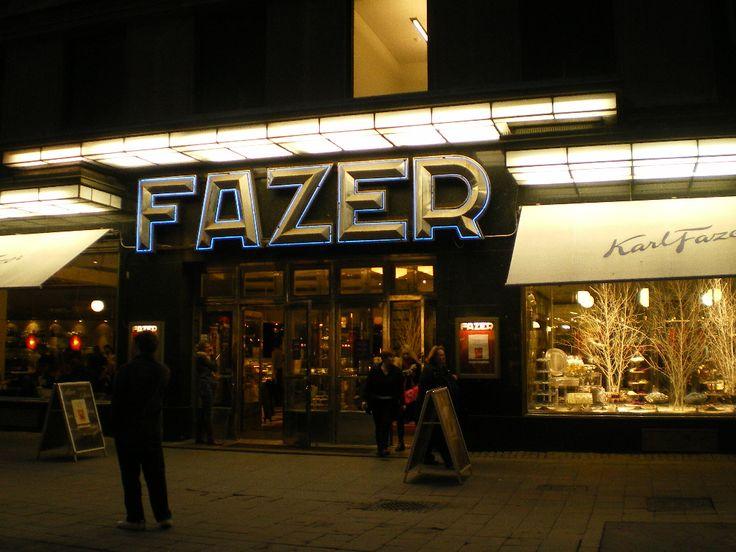 Karl Fazer - not simply chocolate but Finnish prestige | GoFinland.org
