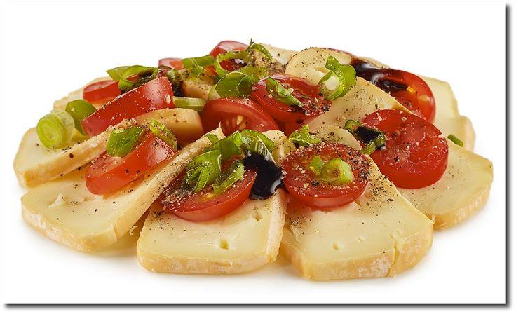 Limburger Käse Salat Rezept