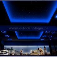 Oświetlenie sypialni zestaw Galaktyka E-TECHNOLOGIA