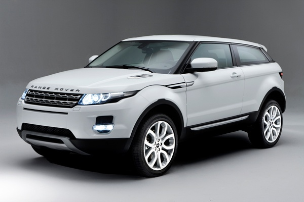 the new Range Rover Evoque...yeah if i was ballin out of control.