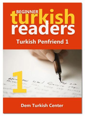 turkish language books - turkish penfriend 1 beginners