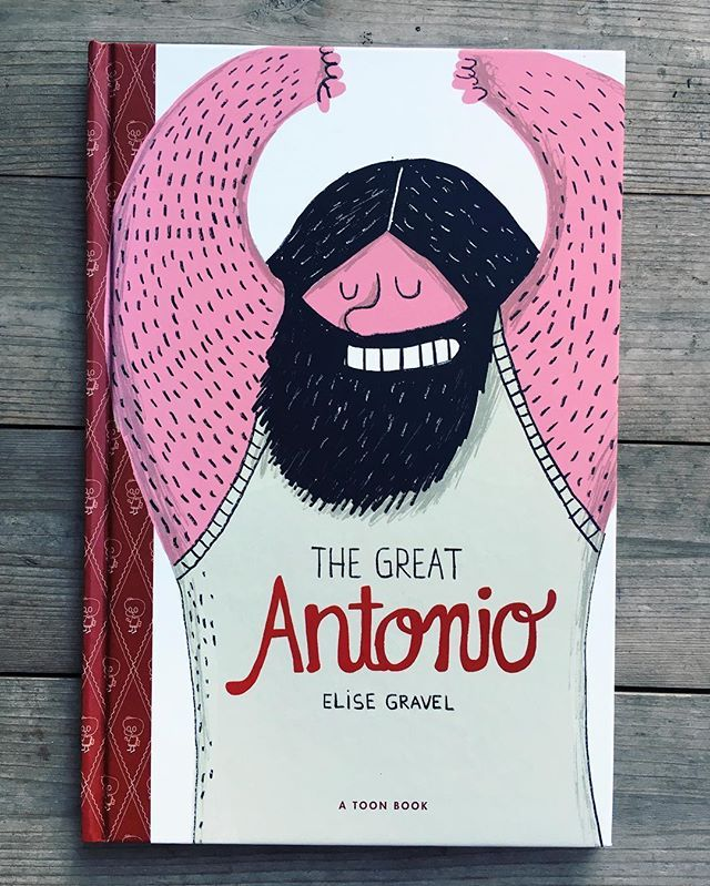 Meet The Great Antonio! My latest book tells the true story of Montreal strongman Antonio Barichievitch, a colorful giant who pulled buses and trains with his hair. I can't wait to hear what your kids think of it! #greatantonio #kidlit #strongman #strongmen