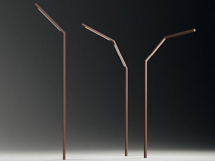 Lampione da giardino PALO ALTO By Vibia design Josep Lluís Xuclà