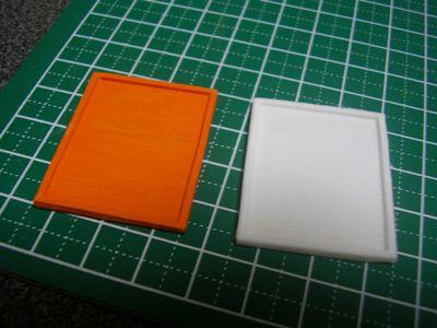 Tutorial 透明シリコンを使ってレジン成形用の型取りをする方法