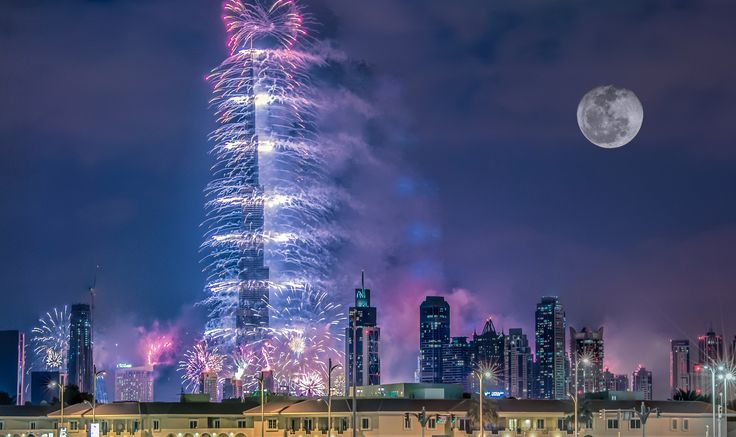 Happy New Year by Issa Khashan on 500px