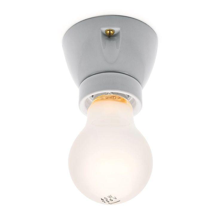 Klassische Deckenleuchte / rund / aus Porzellan / Glühlampen 152643 THPG Thomas Hoof Produktgesellschaft mbH & Co. KG