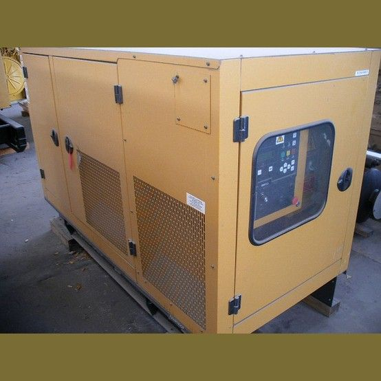 Ford 35 kW Natural Gas Generator.  Year: 2007.  1,800 rpm.  120/240V. Single phase, 60 Hz.          Please contact us for more information.