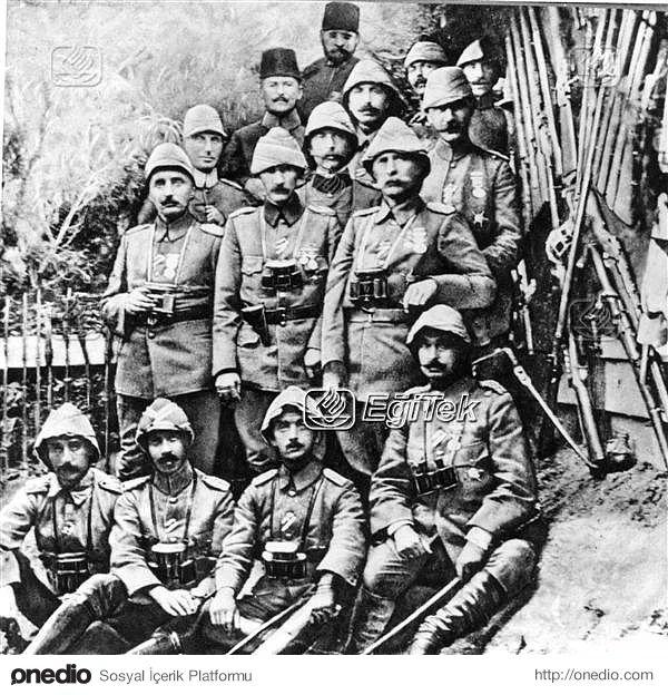 Varolmayan Tümen. Çanakkale Savaşı'nın 100'üncü Yılında Atatürk'ün Hatıraları http://oned.io/h/472637