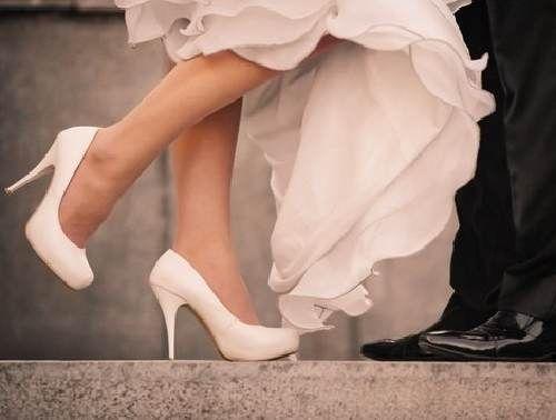Aprende como elegir zapatos de novia ingresando a: http://zapatosdefiestaonline.com/2015/02/25/guia-para-elegir-el-zapato-adecuado-para-tu-boda/