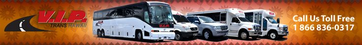 VIP Transportation Hawaii Airport Transfers
