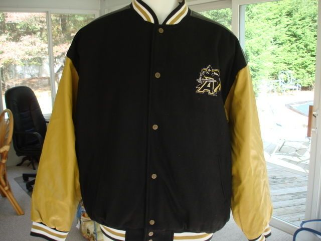 US Army Black Knights Varsity Football Jacket New XXL NCAA #ArmyBlackKnights