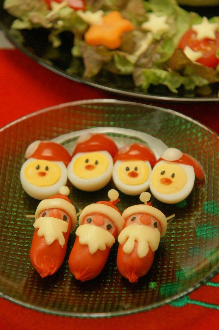 【美味しい♡】クリスマスパーティーでウケる!可愛いレシピ MERY [メリー]
