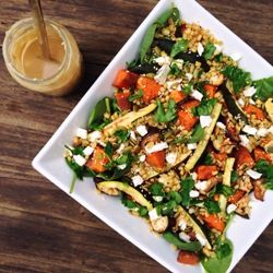 Recipe for Freekeh salad   Goodness Superfoods