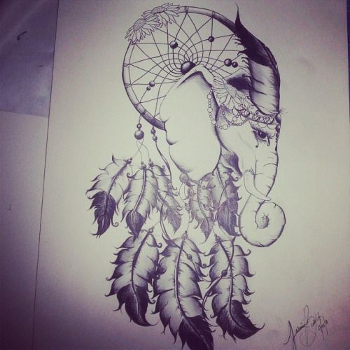 wolf dreamcatcher drawing related - photo #3
