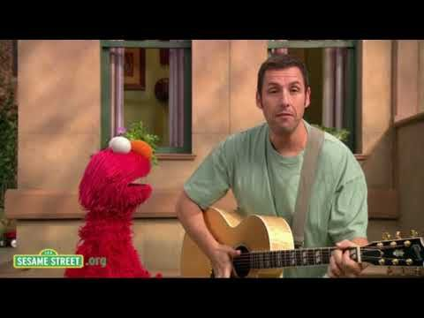 ▶ Sesame Street: A Song About Elmo - YouTube