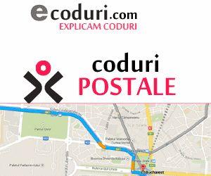 Coduri - Postale, caen, cor