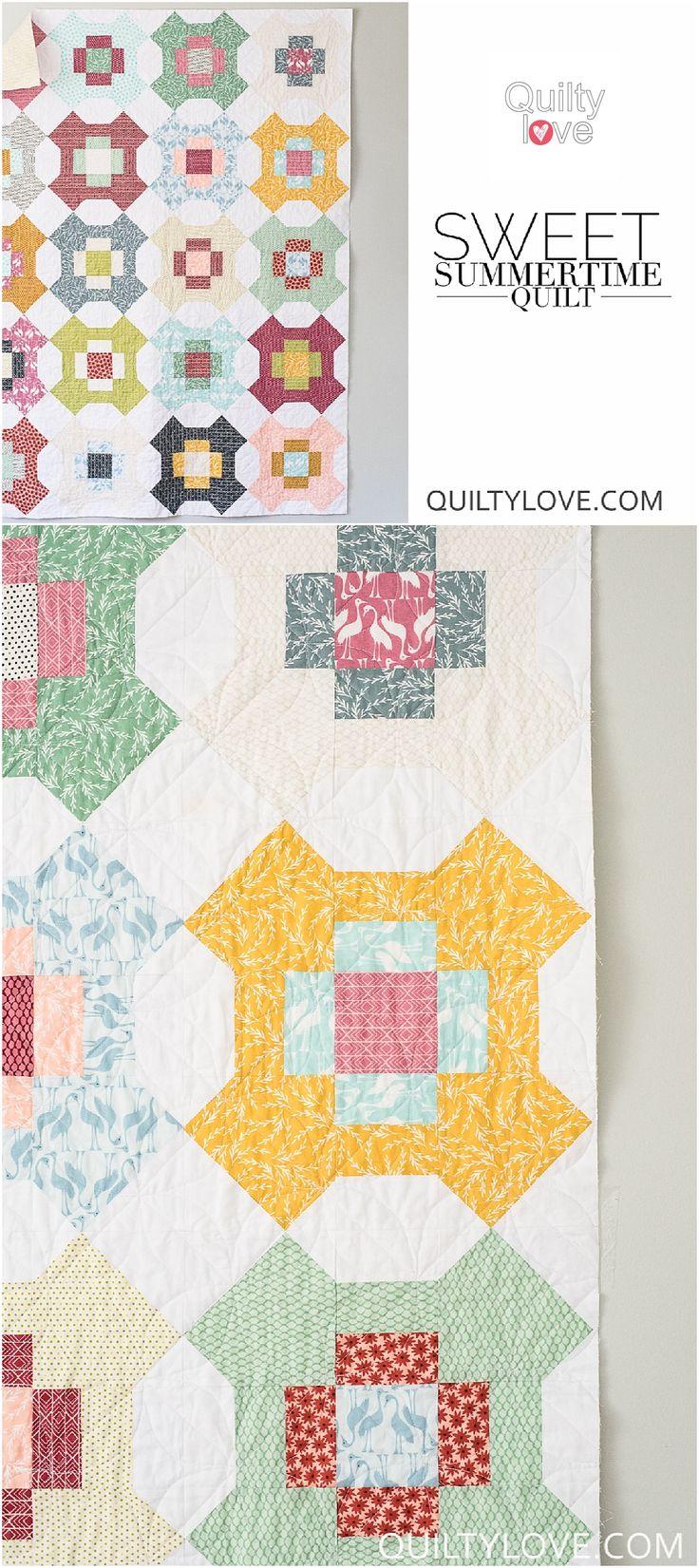 Sweet Summertime quilt