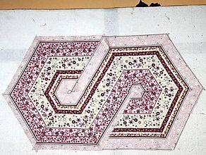Textil - Top - obrúsok - štólaT0012 - 6215122_
