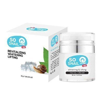 So Snail Hd Revitalizing Whitening Lifting 30 G Get Free Tomato Facial Mask  Free Gift  Preaw Coffee Instant Glutathione  * Find out more about the great product at the image link.