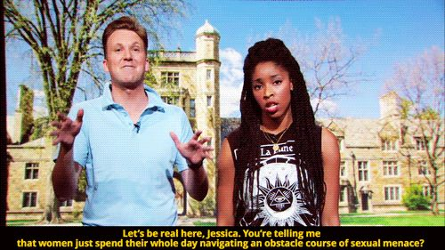 """""""The Daily Show"""" Takes On The Double Standards In Combating College Sexual Assault"""