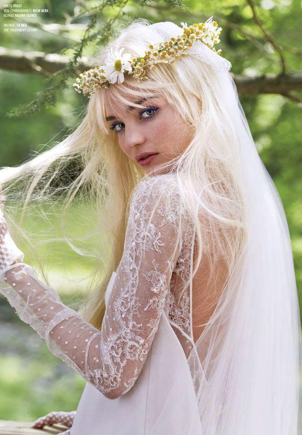 Miranda As Cicciolina: Miranda Kerr By Sebastian Faena For V #85 Fall 2013