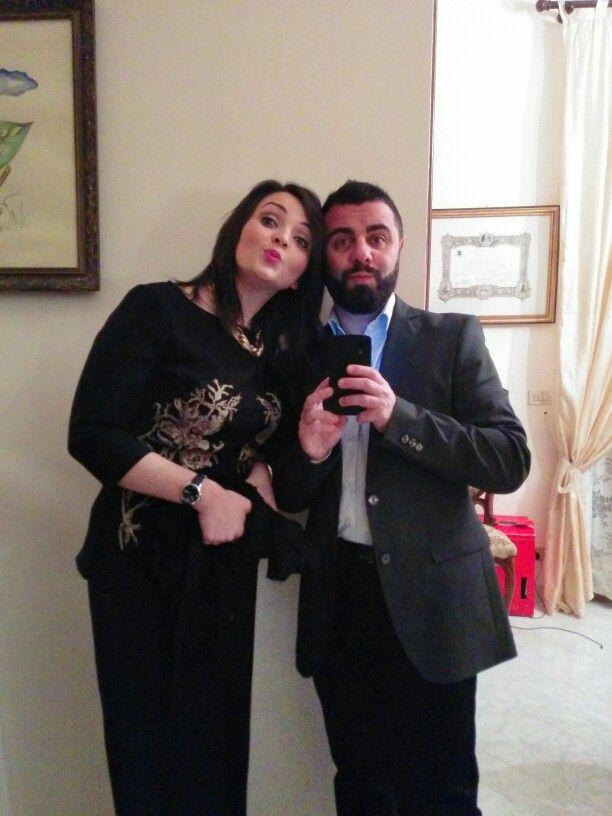 Selfie e baci #amore