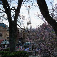 Voici une galerie de photos que nous avons prises au pavillon de la France au parc Epcot à Walt Disney World durant nos derniers voyages.