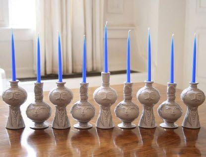 188 Best Menorahs Images On Pinterest Hannukah Hanukkah