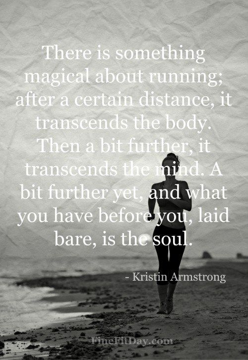 8 Inspirational Running Quotes