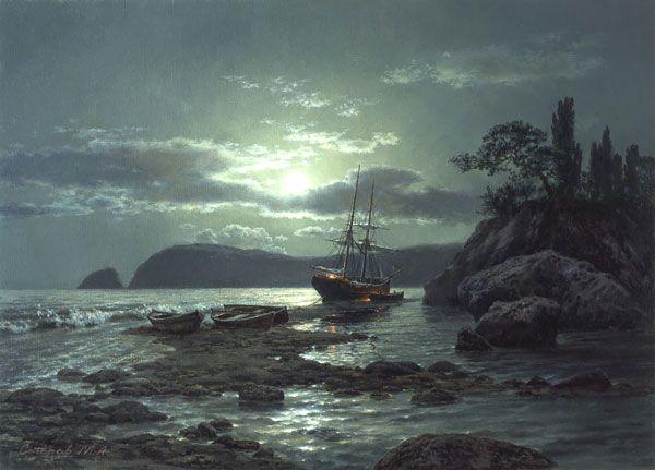 Южная ночь - Михаил Сатаров