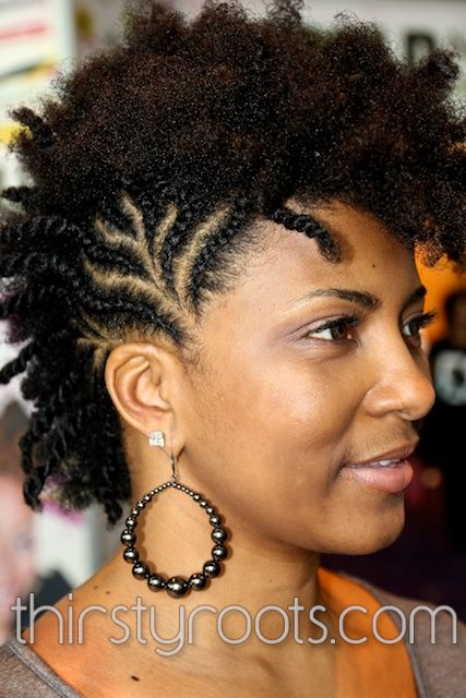 braiding hair styles for 25 beautiful s faux hawk ideas on 2894